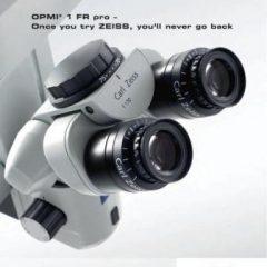 Imagem da notícia: Microscópio eficiente para cirurgia a cataratas