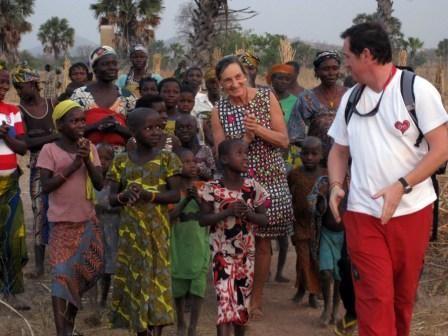 Imagem da notícia: Cione Ruta de la Luz em Benin