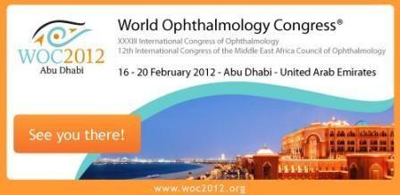 Imagem da notícia: World Ophtalmology Congress