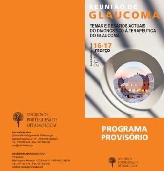 Imagem da notícia: Glaucoma em análise