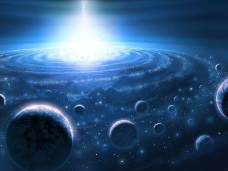 Imagem da notícia: O espaço pode deformar os olhos