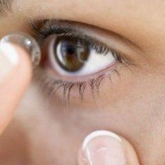 Imagem da notícia: Lentes de contacto podem medir níveis de glicose