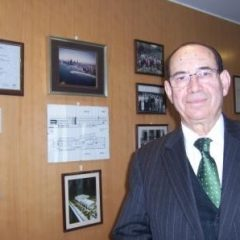 Imagem da notícia: José Cunha-Vaz arrecada medalha Gian Battista Bietti