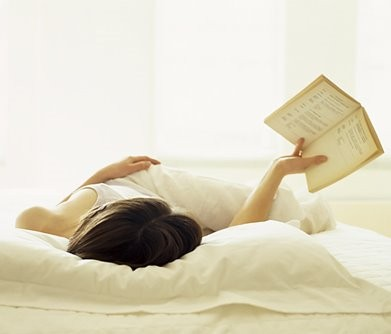 Imagem da notícia: Hábitos de leitura prejudicam mulheres