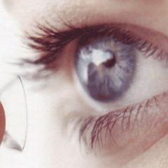 Imagem da notícia: Lentes de contacto inovadoras tratam glaucoma