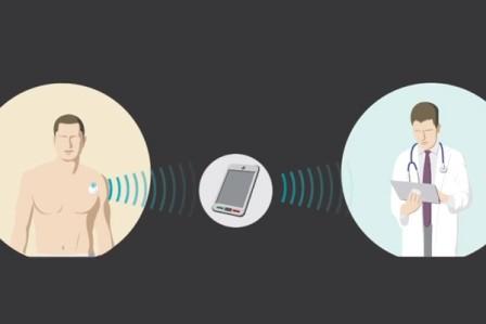Imagem da notícia: Implante subcutâneo funciona como micro-laboratório