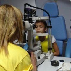 Imagem da notícia: Ação social oferece exames e óculos gratuitos para crianças em Maceió
