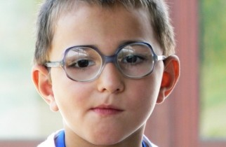 Imagem da notícia: 20% das crianças têm problemas de visão