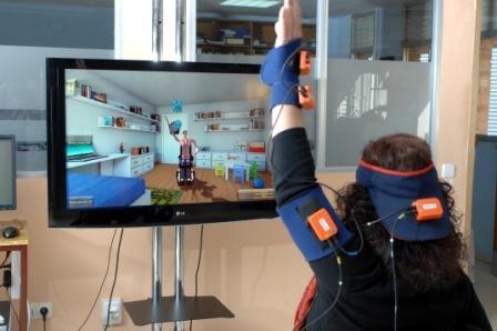 Imagem da notícia: Realidade virtual e captura de movimentos possibilitam reabilitação a partir de casa
