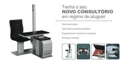 Imagem da notícia: i3o: Aluguer de equipamentos para consultórios
