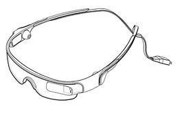 Imagem da notícia: Samsung prepara óculos inteligentes