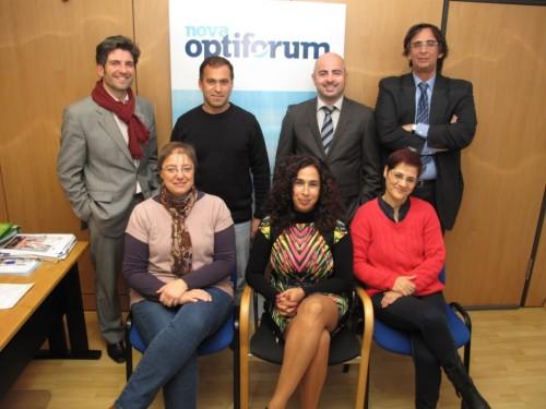 Imagem da notícia: Nova Optiforum quer estar ao lado dos profissionais