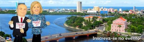 Imagem da notícia: Recife com dois grandes congressos