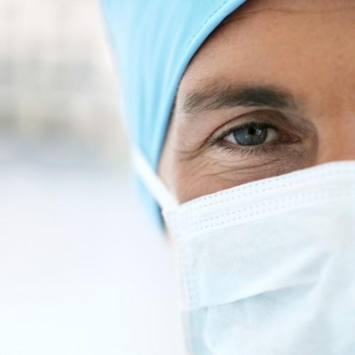 Imagem da notícia: Cirurgiões com olhos de atleta