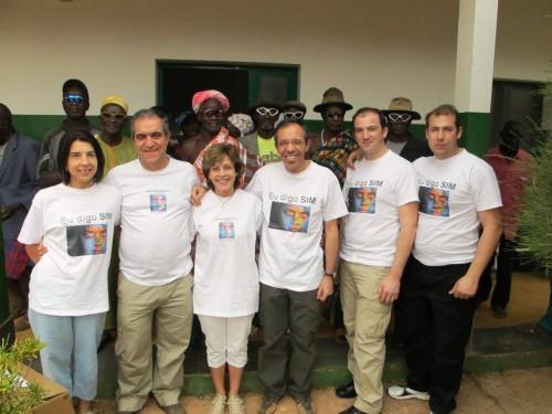 """Imagem da notícia: """"Visão Guiné"""": Unidos pela solidariedade!"""