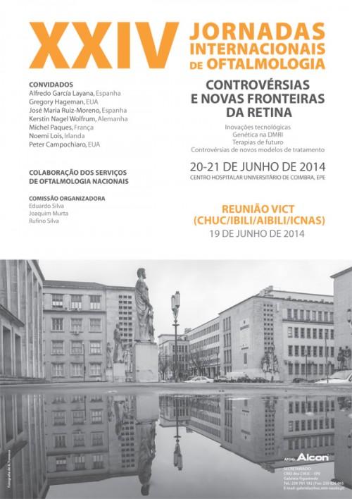 Imagem da notícia: Coimbra no centro da Oftalmologia mundial