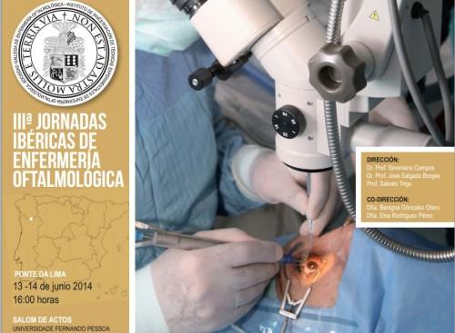 Imagem da notícia: Discutir Oftalmologia em Ponte de Lima