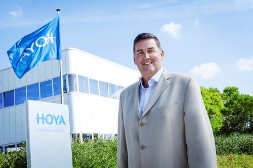 Imagem da notícia: Hoya: Lindsay Brown foi nomeado 'key account manager' da Europa