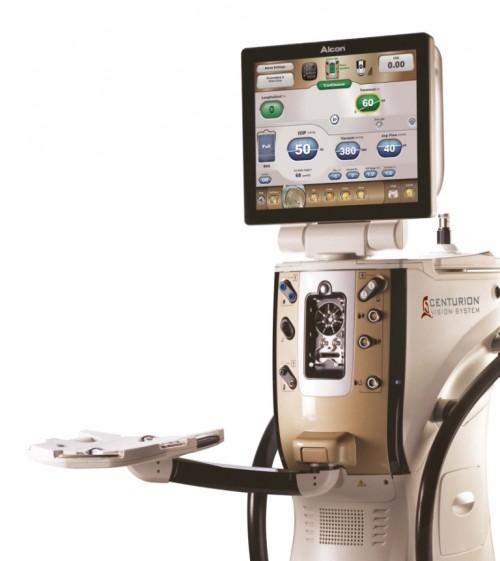 Imagem da notícia: CENTURION® Vision System da Alcon