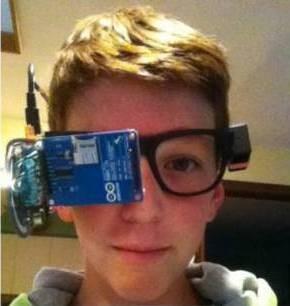 Imagem da notícia: Google Glass 'low cost'