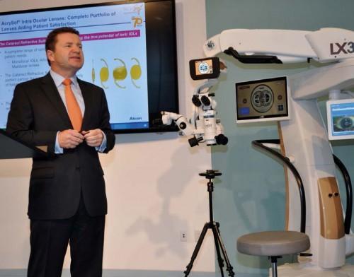 Imagem da notícia: Dossier: CENTURION® Vision System