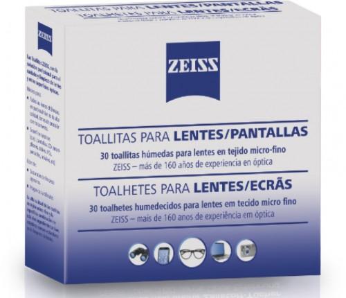 Imagem da notícia: Zeiss apresenta soluções de limpeza de lentes profissionais