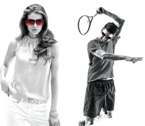 Imagem da notícia: Novas lentes Shamir Attitude III Fashion & Shamir Attitude III Sport com novo tratamento Shamir Glacier Sun