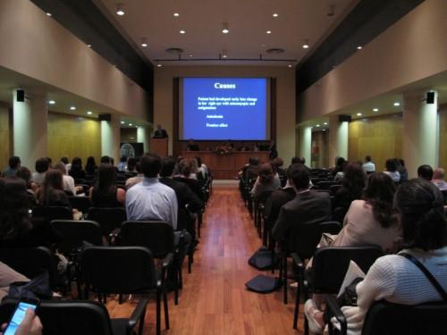 Imagem da notícia: Porto recebeu nova reunião de Oftalmologia