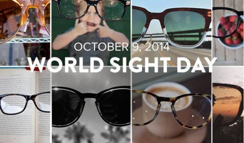 Imagem da notícia: Hoje é o Dia Mundial da Visão