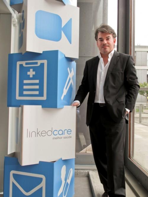 Imagem da notícia: Um sistema que liga médico e paciente