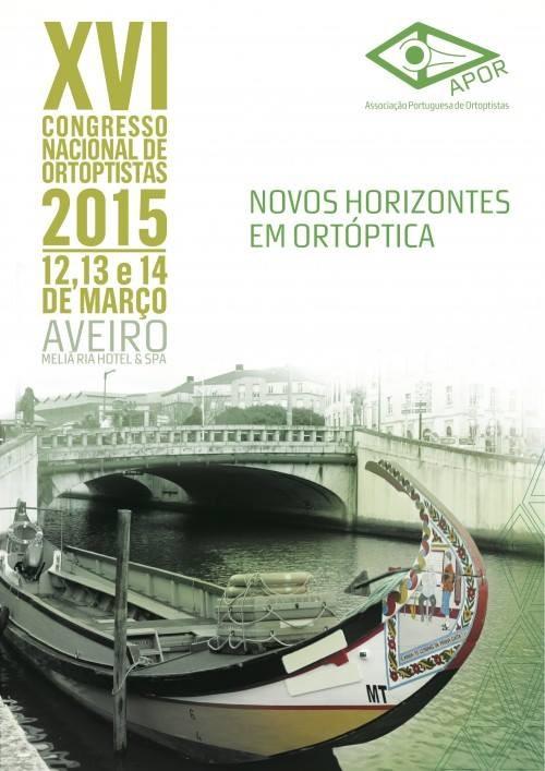 Imagem da notícia: Começa hoje o XVI Congresso Nacional de Ortoptistas