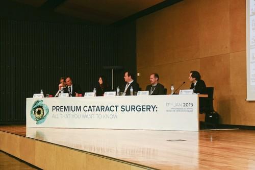 "Imagem da notícia: ""Premium Cataract Surgery"" juntou 210 oftalmologistas"