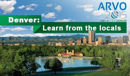 Imagem da notícia: ARVO 2015 é em Colorado