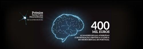 Imagem da notícia: 3ª Edição dos Prémios SANTA CASA Neurociências