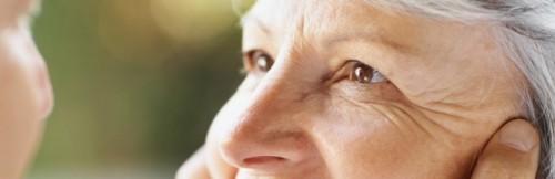 Imagem da notícia: Os olhos podem dizer a sua idade?