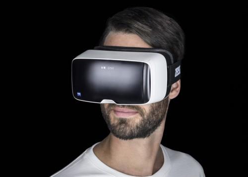 Imagem da notícia: Zeiss desenvolve realidade virtual