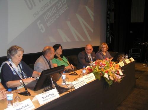 """Imagem da notícia: Um evento com """"oradores de topo"""""""