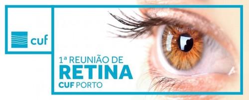 """Imagem da notícia: Porto recebe """"1ª Reunião de Retina CUF"""""""