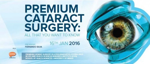 Imagem da notícia: Braga recebe Premium Cataract Surgery