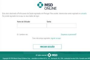Imagem da notícia: MSD lança novo website para todos os profissionais de saúde
