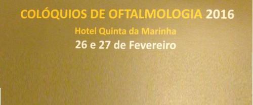 Imagem da notícia: Colóquios de Oftalmologia contarão com curso EUPO