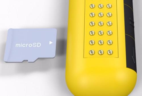 Imagem da notícia: Dispositivo espanhol inovador ajuda cegos