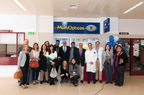 Imagem da notícia: Hospital Garcia da Orta conta com MultiOpticas