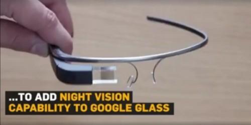 Imagem da notícia: Óculos inteligentes com visão noturna