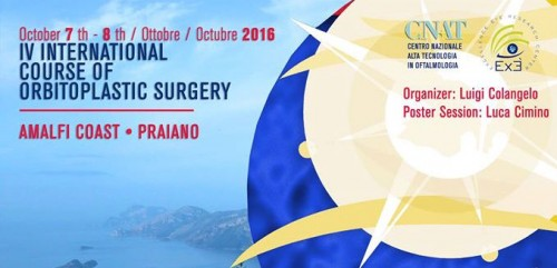 Imagem da notícia: Praiano recebe evento dedicado à cirurgia orbitoplástica