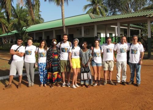 Imagem da notícia: Edol apoia missão Visão Guiné