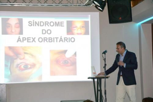 Imagem da notícia: Iberoftal organizou reunião científica direcionada ao tema Órbita
