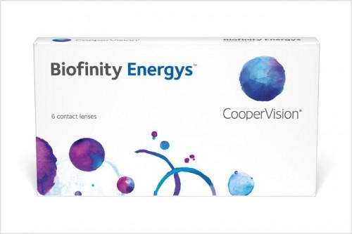 Imagem da notícia: CooperVision apresenta a lente Biofinity Energys™