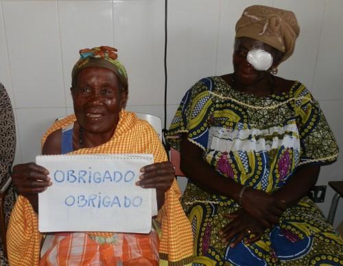 Imagem da notícia: Missão Visão Guiné contou com Edol