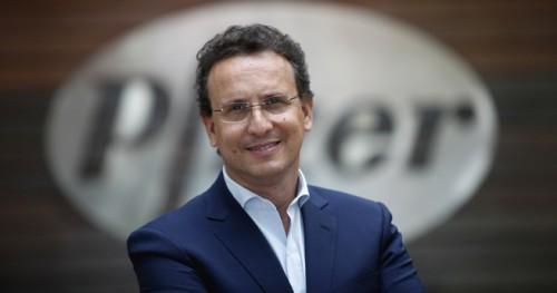 Imagem da notícia: Paulo Teixeira é o novo diretor-geral da Pfizer Portugal